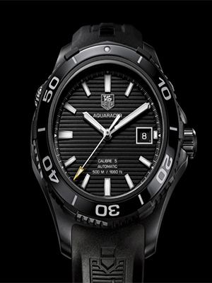 Tag Heuer Aquaracer AUTOMATIC watches