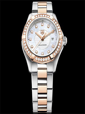Tag Heuer Aquaracer ladies Replica watches