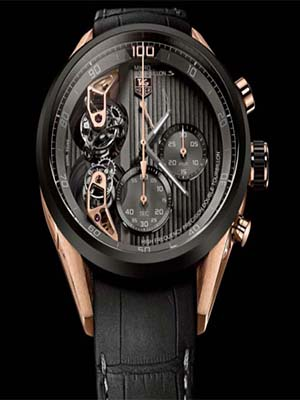 Tag Heuer Tourbillon Replica Watches