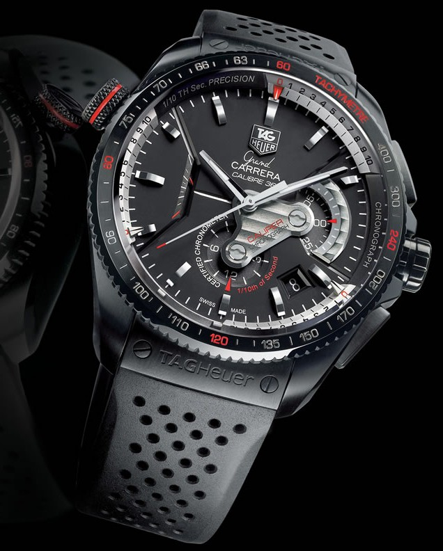 Tag Heuer Grand Carrera 36 Replica Watches
