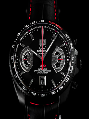 Tag Heuer Grand Carrera Calibre RS2 Replica Watches